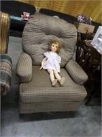 Recliner - doll