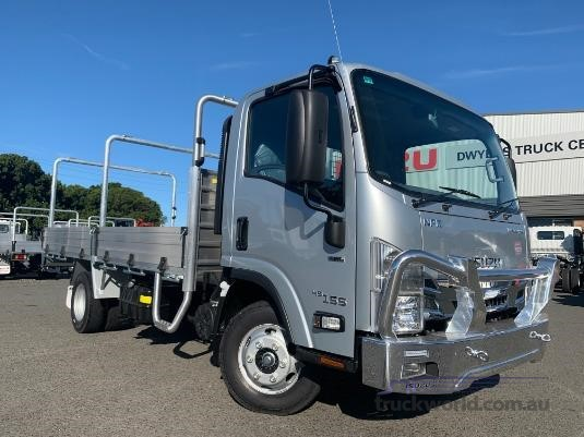 2019 Isuzu NPR 45 155 MWB AMT Tradepack - Trucks for Sale