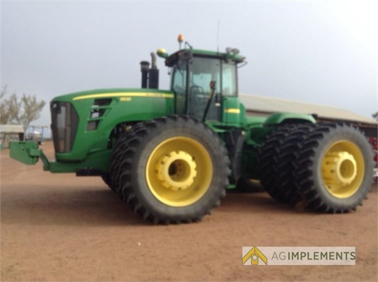 2007 John Deere 9530 Ag Implements - Farm Machinery for Sale