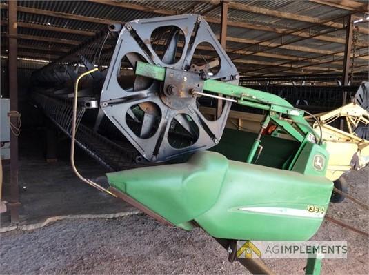 2008 John Deere 936D Ag Implements - Farm Machinery for Sale