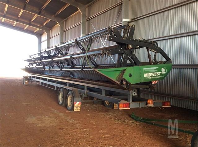 2013 MIDWEST FABRICATION CH45CTF For Sale In Mukinbudin, WA Australia