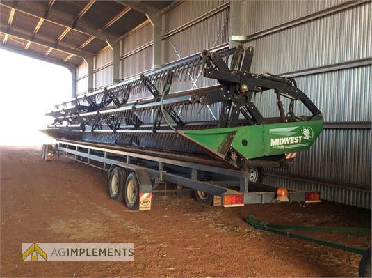 2013 Midwest Fabrication CH45CTF Ag Implements - Farm Machinery for Sale
