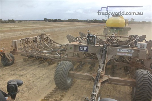 2012 NDF SA650 - Truckworld.com.au - Farm Machinery for Sale