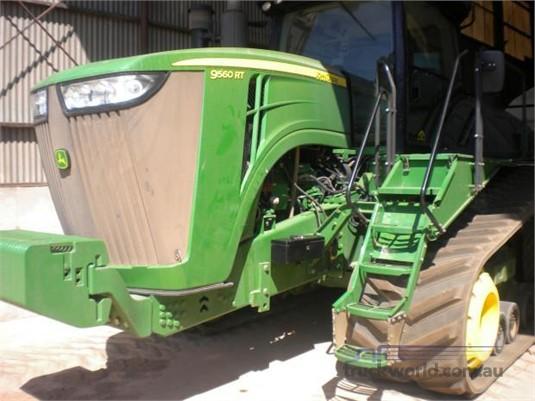2013 John Deere 9560RT - Farm Machinery for Sale