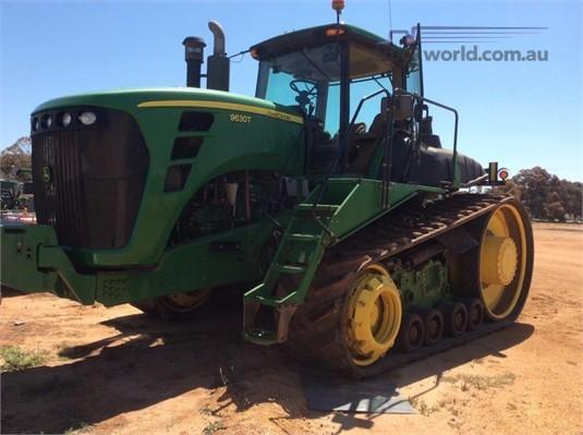 2008 John Deere 9630T Farm Machinery for Sale