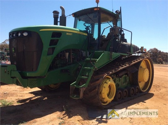 2008 John Deere 9630T Ag Implements - Farm Machinery for Sale