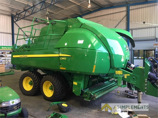0 John Deere L340 Ag Implements - Farm Machinery for Sale