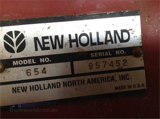 2000 New Holland other - Truckworld.com.au - Farm Machinery for Sale