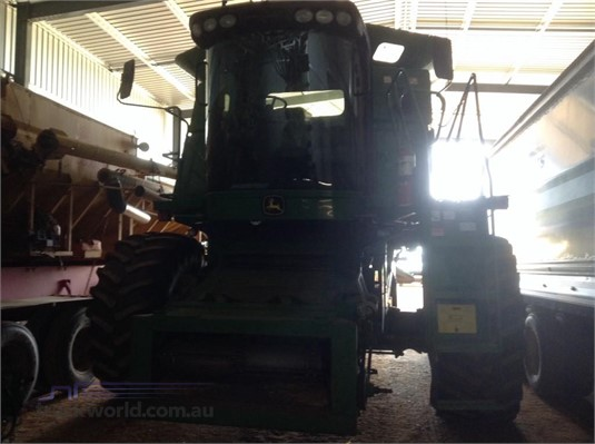 0 John Deere 9770 STS Farm Machinery for Sale