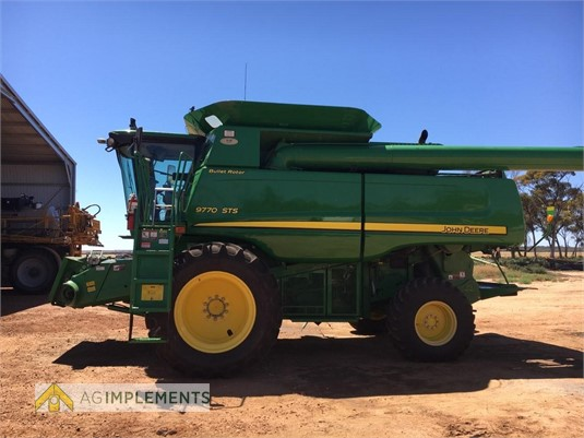 2009 John Deere 9770 STS Ag Implements - Farm Machinery for Sale