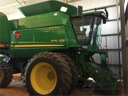 2009 John Deere 9770 STS - Farm Machinery for Sale