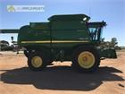 2011 John Deere 9670 STS Combine Harvesters