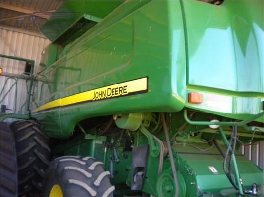 2010 John Deere 9870 STS - Farm Machinery for Sale