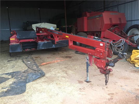 Case Ih DCX131 Mower Conditioners/Windrowers