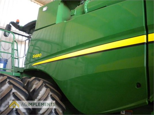 2014 John Deere S680 Ag Implements - Farm Machinery for Sale