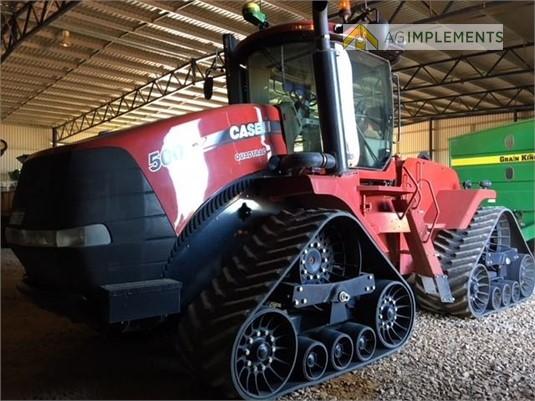 2012 Case Ih Steiger 500 Quadtrac Ag Implements - Farm Machinery for Sale