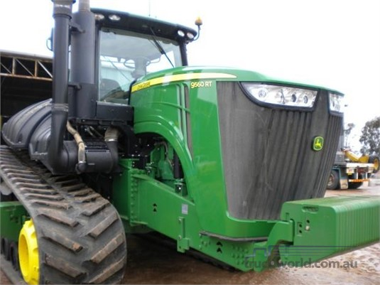 2013 John Deere 9560RT Farm Machinery for Sale