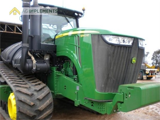 2013 John Deere 9560RT Ag Implements - Farm Machinery for Sale
