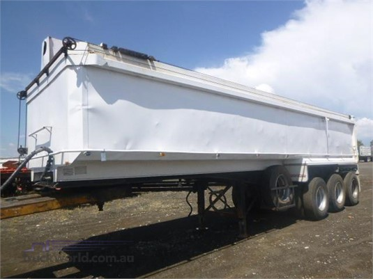 2006 Maxitrans Tipper Trailer Western Traders 87 - Trailers for Sale