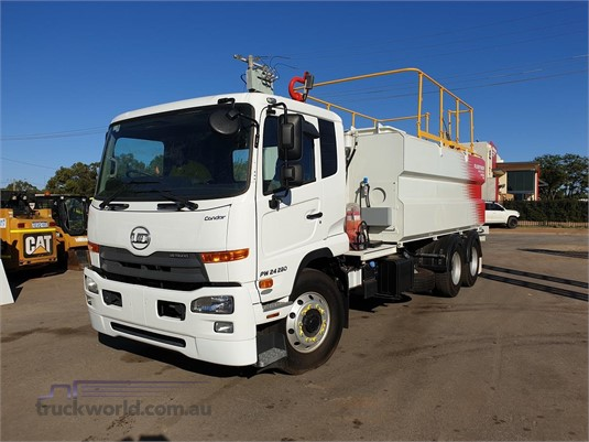 2018 UD Condor PW 24 280 Trucks for Sale