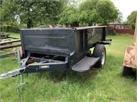 WILLYS JEEP, TRAILERS, SURPLUS & MORE -AZLE, TX (TSA 417)