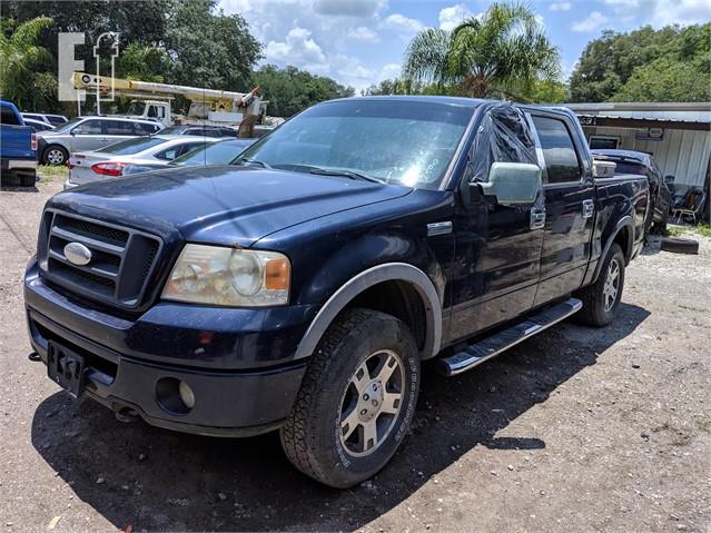 2006 F150 For Sale >> Lot 60 2006 Ford F150 For Sale In Apollo Beach Florida