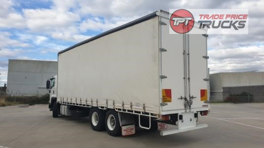 2012 Isuzu FVM Trade Price Trucks - Trucks for Sale