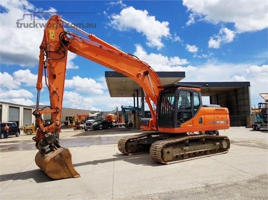2013 Doosan DX225 LC Heavy Machinery for Sale