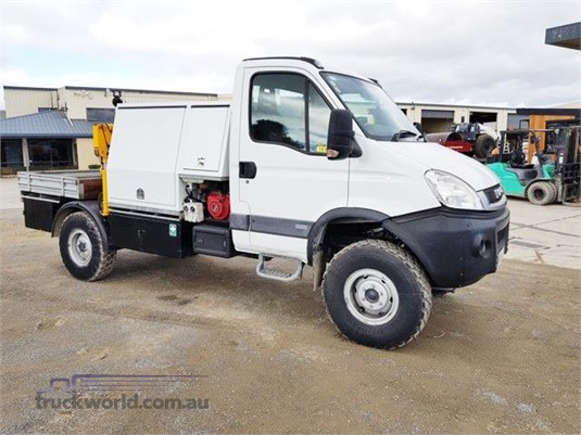 2013 Iveco DAILY 20L12 - Trucks for Sale