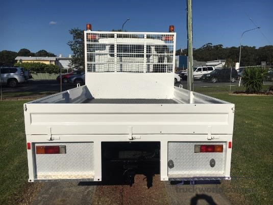 2013 Fuso Canter 4x4 - Truckworld.com.au - Trucks for Sale