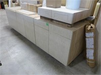NEFF WET BAR/LAUNDRY ROOM/APARTMENT CABINETS