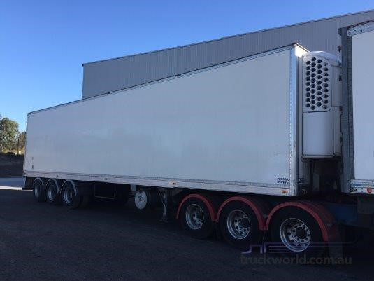 2007 Tca Refrigerated Van Trailer - Trailers for Sale