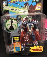 3-Spawn Figures: Medieval, She Spawn, Wings of