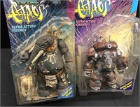 2-Chaos Figures Hoof & Poacher