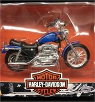 2-Harley Davidson 1:18 Die Cast