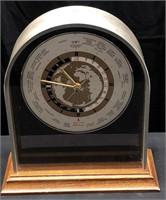 Vintage Verichron Quartz World Clock WORKS!