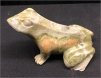 Marble Frog & Fish