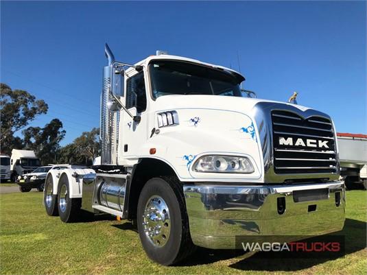 2013 Mack Granite Wagga Trucks - Trucks for Sale