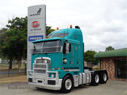 2012 Kenworth K200 Trucks for Sale