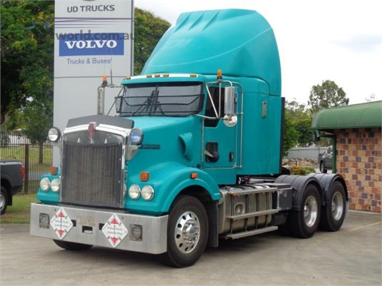 2011 Kenworth T409 SAR Trucks for Sale