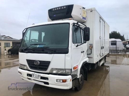 2008 Nissan Diesel MK Adelaide Truck Sales - Trucks for Sale
