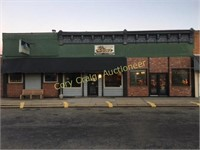 Pawnee Locker Room Commercial Property Auction - Online Only