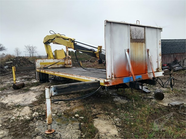 Mounted Knuckle Boom Cranes Auction Results - 762 Listings