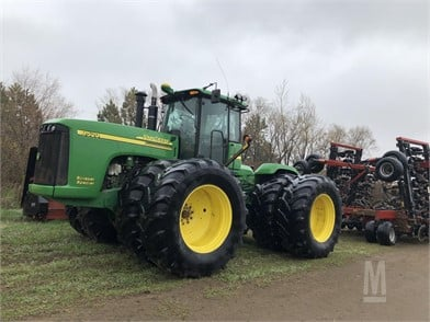 JOHN DEERE 9520 En Vente - 222 Annonces | MarketBook tn