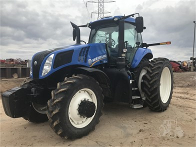 NEW HOLLAND T8 320 For Sale - 36 Listings | TractorHouse com