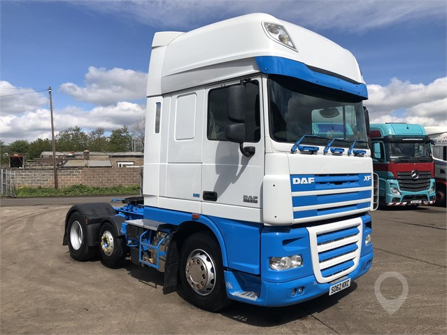 Used 2012 DAF XF105 510 For Sale In Stanley, COUNTY DURHAM