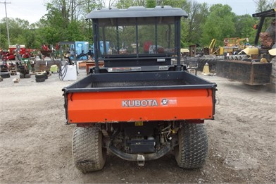 KUBOTA RTV900XT Auction Results - 1 Listings