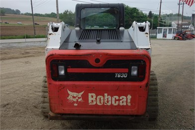 BOBCAT T630 Auction Results - 4 Listings | MachineryTrader
