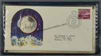1975 Sterling Christmas in Bethlehem Proof Medal