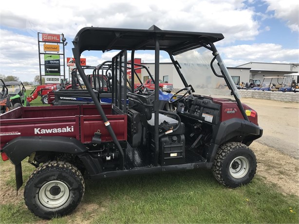 KAWASAKI MULE 4010 TRANS4X4 Utility Vehicles For Sale - 24